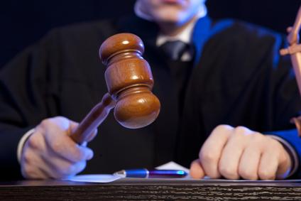 So mancher Richter macht sich keinen Stress