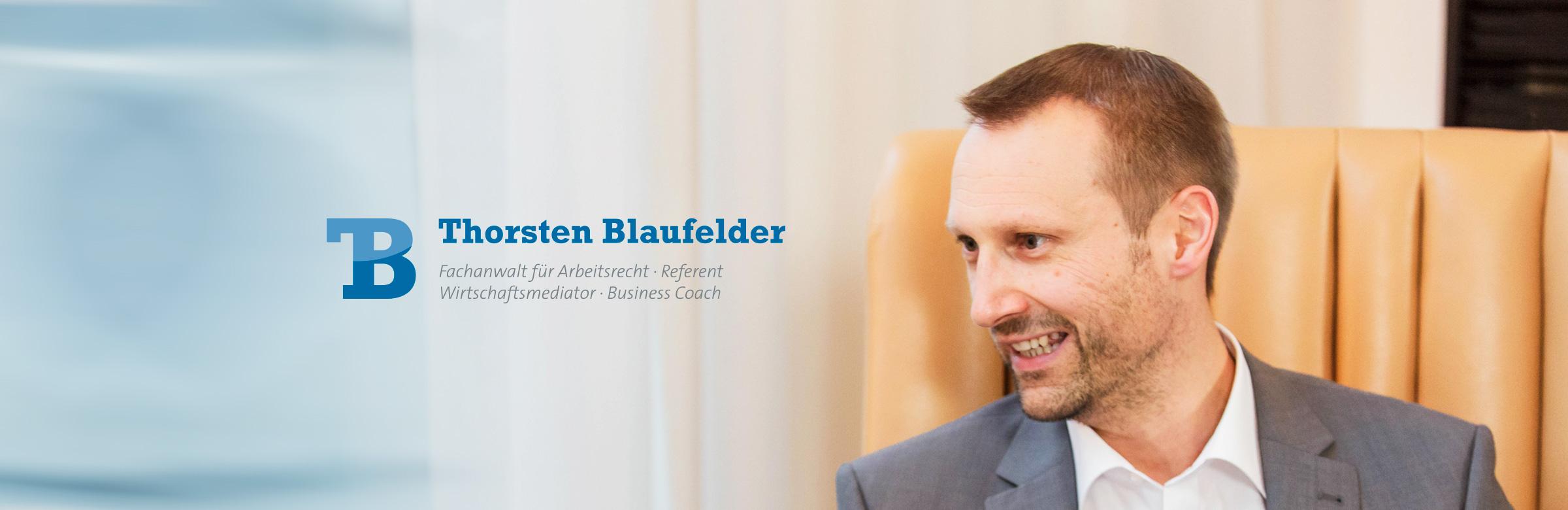 Thorsten Blaufelder - Beratung