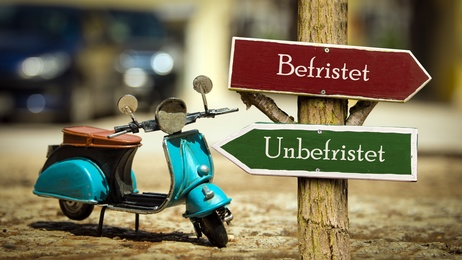 BAG Befristung Arbeitsrecht Dornhan Rottweil Freudenstadt