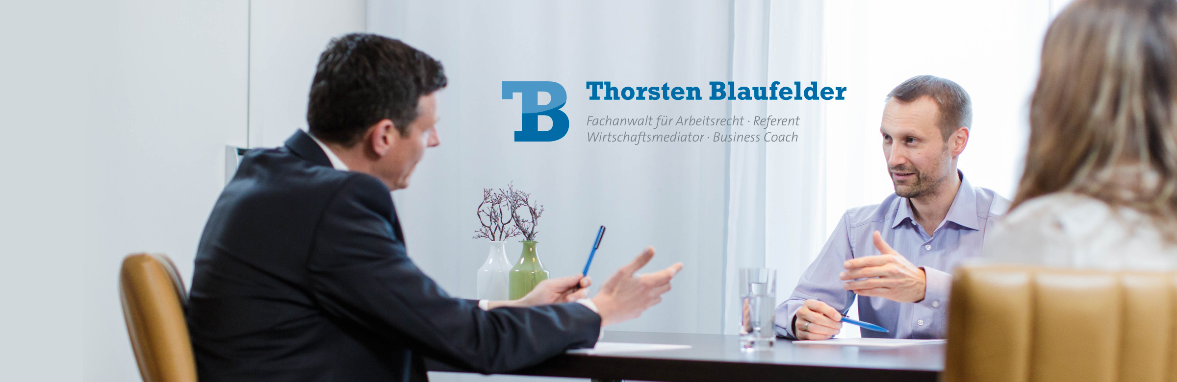 Glas Konflikt Eskalationsstufen Mediation Blaufelder