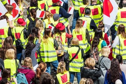 Tarifverträge dürfen für Gewerkschaftsmitglieder mehr Leistungen vorsehen