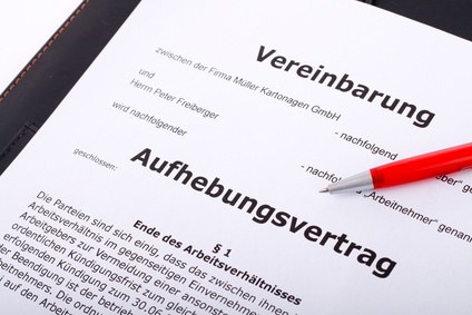 Schreibfehler im Aufhebungsvertrag bringt Arbeitnehmerin keine 62.065,00 EUR zusätzlich