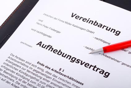 Aufhebungsvertrag Verhandeln Gebot fair BAG