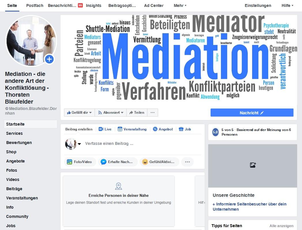 Mediation Blaufelder DWM Freudenstadt