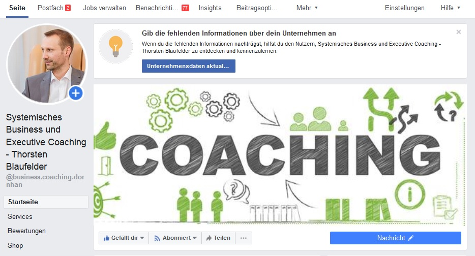 Coaching Business Dornhan Oberndorf Sulz