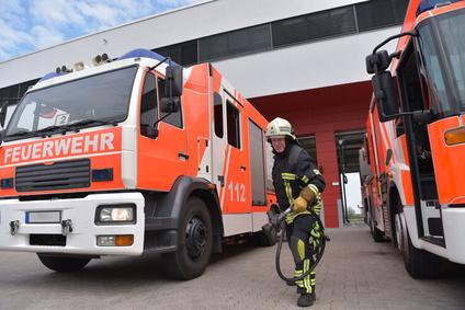 Feuerwehrmann kann wegen Ruhestand 1.000 Überstunden nicht nehmen